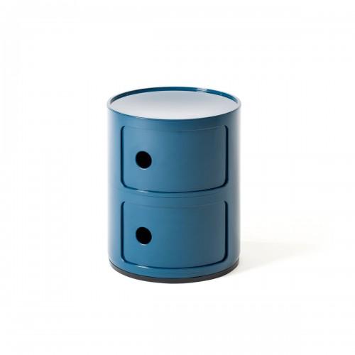 [Kartell/카르텔] Componibili Ø 32 cm 정리함 // 콤포니빌리 Ø 32 cm 정리함
