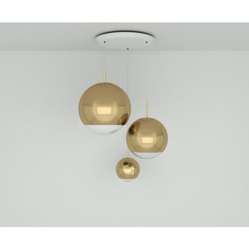 [Tom Dixon/톰딕슨] Mirror Ball Range Round Pendant System // 미러 볼 레인지 라운드 펜던트 시스템