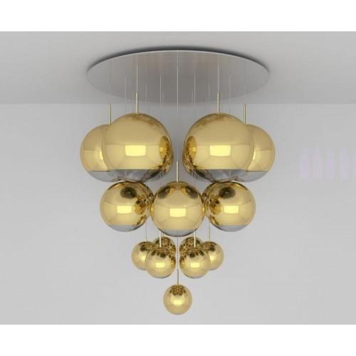 [Tom Dixon/톰딕슨] Mirror Ball Mega Pendant System // 미러 볼 메가 펜던트 시스템