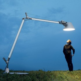 [Artemide/아르테미데] Tolomeo XXL Outdoor Base Silver grey
