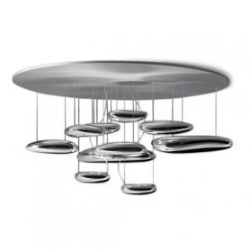 [Artemide/아르테미데] Mercury ceiling Chrome
