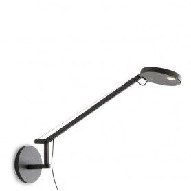 [Artemide/아르테미데] Demetra Micro Polished black