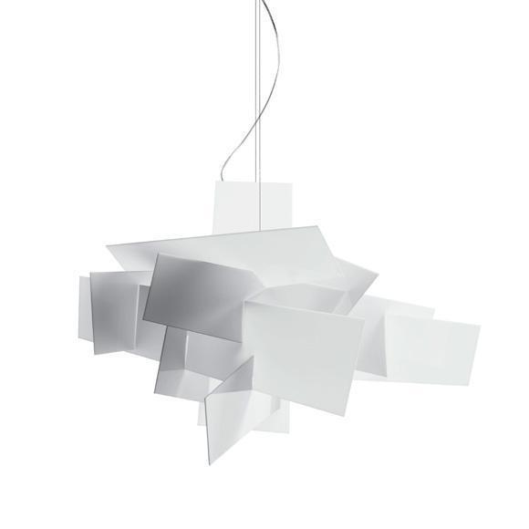 [Foscarini/포스카리니] Big Bang Sospensione LED White // 빅 뱅 서스펜션 LED 화이트