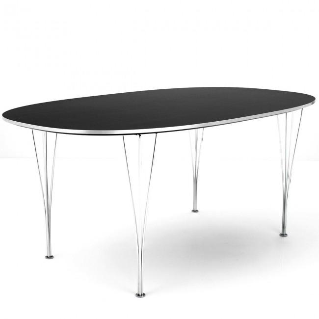 [Fritz Hansen/프리츠한센] Super-Elliptical Table (B616, 100x170) // 슈퍼-엘립티컬 테이블 (B616, 100x170)