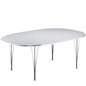 [Fritz Hansen/프리츠한센] Super-Elliptical Table (B616, 100x170)