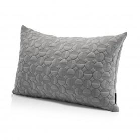 [Fritz Hansen/프리츠한센] Vertigo cushion 60 x 40 cm, light grey