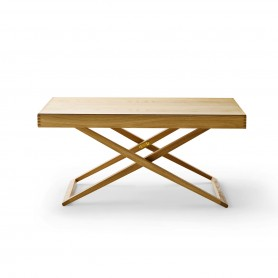 [Carl Hansen & Son/칼한센앤선] MK98860 Folding Table, oiled oak // MK98860 폴딩 테이블, 오일 오크