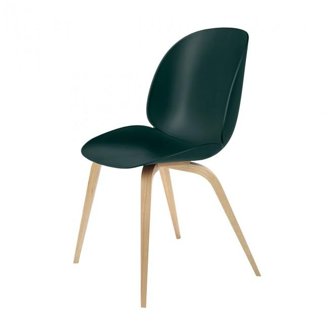 [Gubi/구비] Beetle Chair wood base // 비틀 체어 우드 베이스