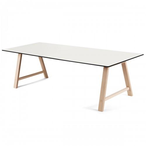 [Andersen Furniture/안데르센] T1 Extendable Table 220 cm Oak Lacquer // T1 익스텐더블 테이블 220 cm 오크 래커