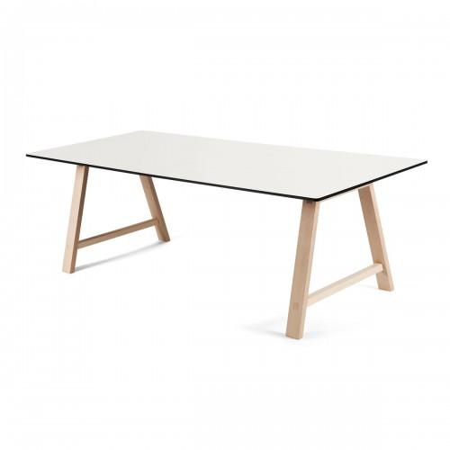 [Andersen Furniture/안데르센] T1 Extendable Table 180 cm Oak Lacquer // T1 익스텐더블 테이블 180 cm 오크 래커