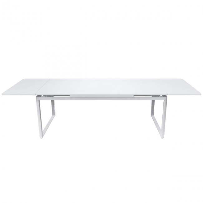 [Fermob/페르몹] Biarritz Extending Table Cotton White // 비아리츠 익스텐딩 테이블 코튼 화이트
