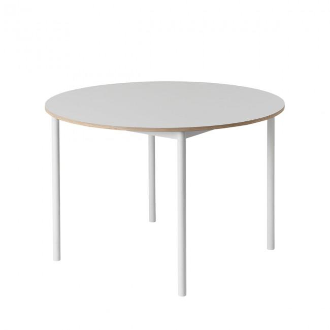 [Muuto/무토] Base Table round // 베이스 테이블 라운드