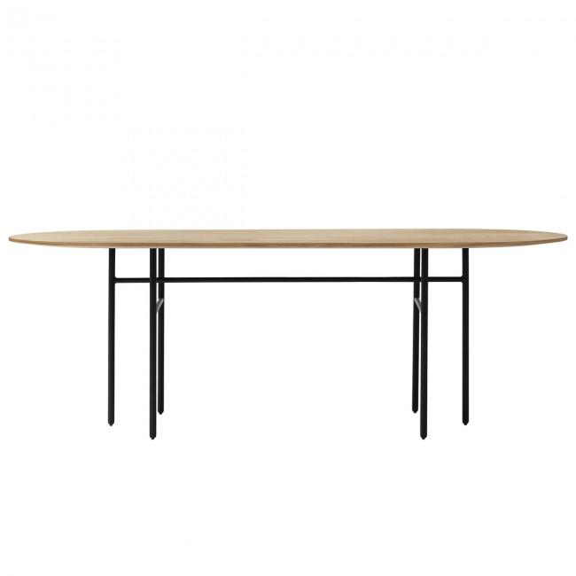 [Menu/메뉴] Snaregade Table Oval // 스날게이드 테이블 오벌