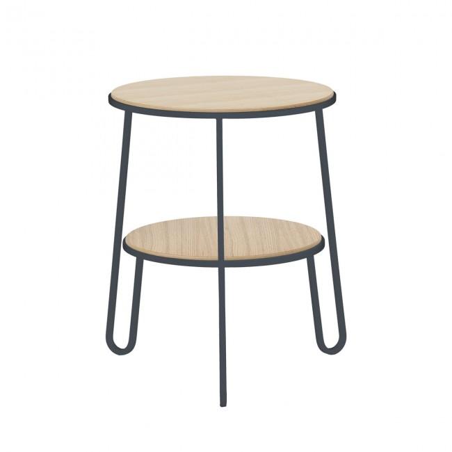 [Harto/할토] Anatole Side Table Grey // 아나톨레 사이드 테이블 그레이