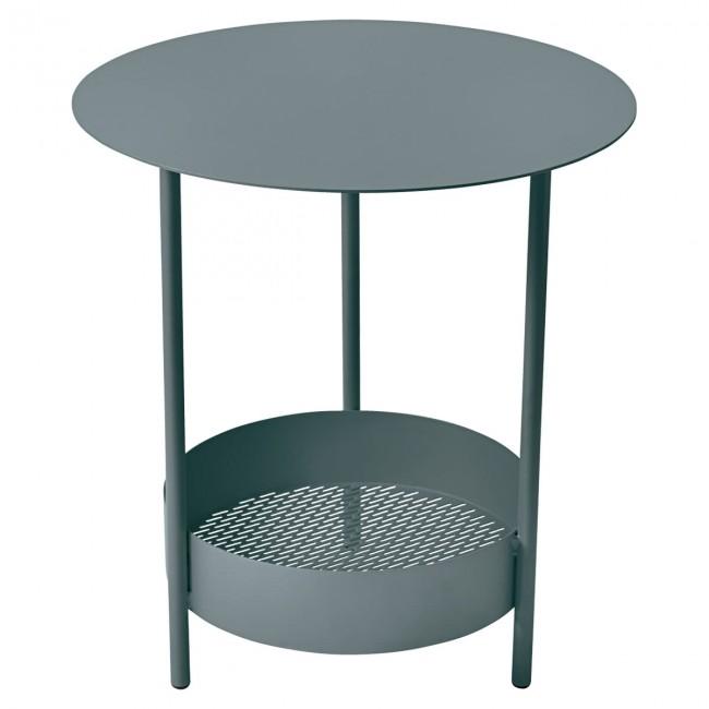 [Fermob/페르몹] Salsa Side Table Stormy Grey // 살사 사이드 테이블 스토미 그레이