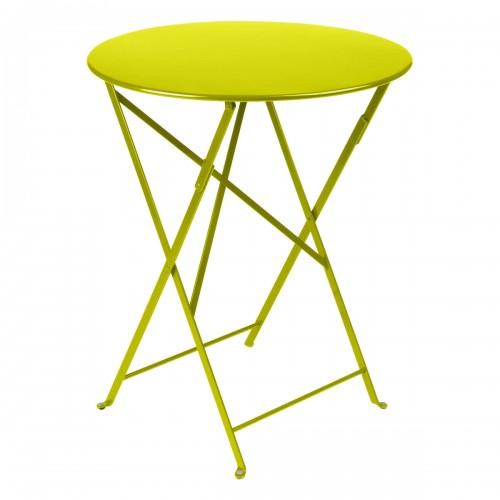 [Fermob/페르몹] Bistro Folding Table Ø 60 cm
