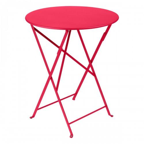 [Fermob/페르몹] Bistro Folding Table Ø 60 cm // 비스트로 폴딩 테이블 Ø 60 cm