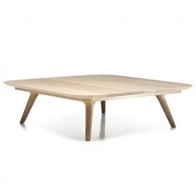 [Moooi/모오이] Zio Coffee Table 110, Oak white oiled // 지오 커피 테이블 110, 오크 화이트 오일