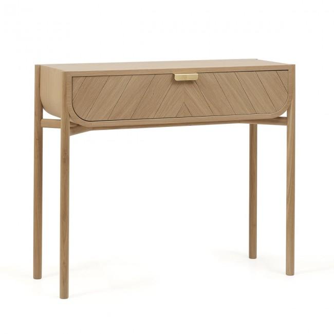 [Harto/할토] Marius Console Table Natural Oak // 마리우스 콘솔 테이블 네츄럴 오크