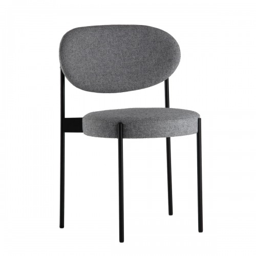 [Verpan/베르판] Chair 430 black // 체어 430 black frame