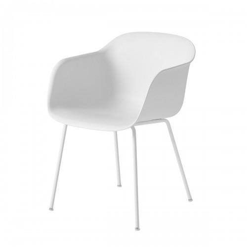 [Muuto/무토] Fiber Chair - Tube Base // 파이버 체어 - 튜브 베이스