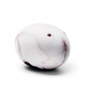 [Baleri Italia/발레리 이탈리아] Tattoo egg seat, white rabbit // 타투 에그 시트, 화이트 래빗