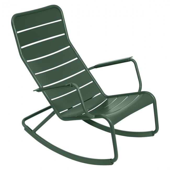 [Fermob/페르몹] Luxembourg Rocking Chair Cedar Green // 룩셈부르크 락킹 체어 시더 그린