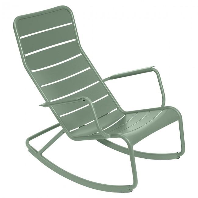 [Fermob/페르몹] Luxembourg Rocking Chair Cactus // 룩셈부르크 락킹 체어 캑터스