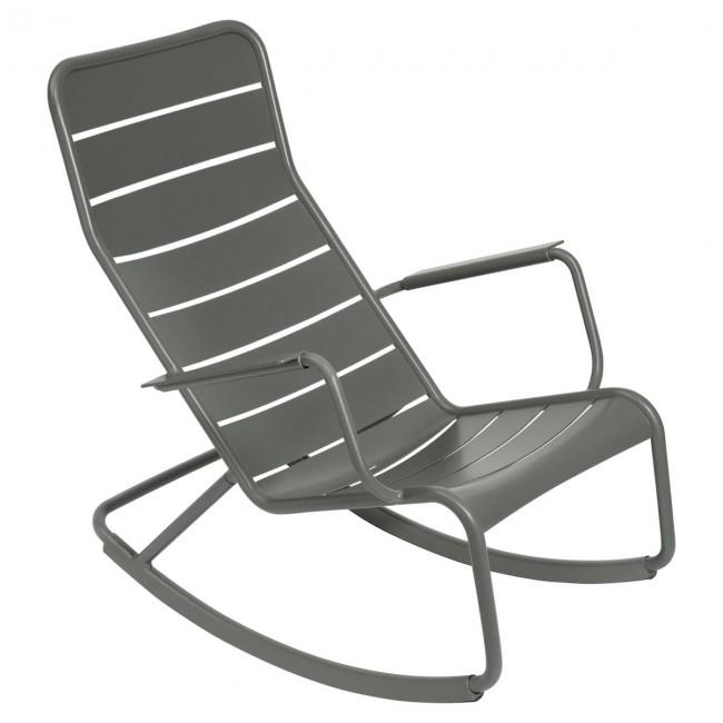 [Fermob/페르몹] Luxembourg Rocking Chair Rosemary // 룩셈부르크 락킹 체어 로즈마리