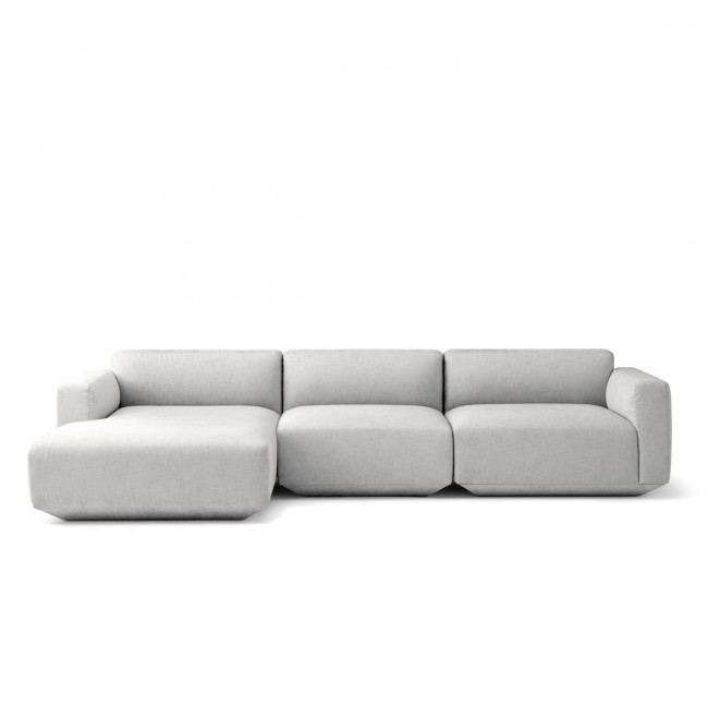[&Tradition/앤트레디션] Develius Corner Sofa configuration E