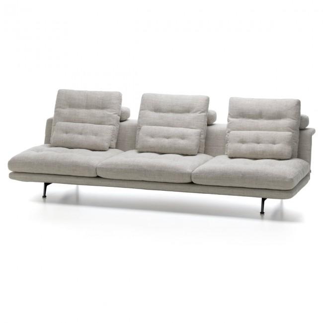 [Vitra/비트라] Grand Sofa 3.5 seater tufted