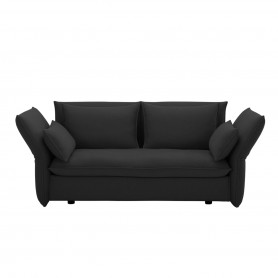 [Vitra/비트라] Mariposa Sofa 2-seater, Laser dark grey