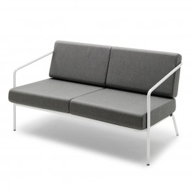 [Skagerak/스카게락] Mojo sofa, silver white (RAL 9002) / ash // 모조 소파, 실버 화이트 (RAL 9002) / 애쉬