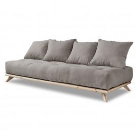 [Karup/카럽] Senza Sofa, pine natural / grey granite (304) // 센자 소파, 파인 네추럴 / 그레이 그래닛 (304)