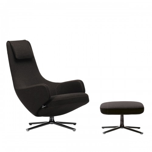 [Vitra/비트라] Repos Chair and Ottoman // 레포스 체어 앤 오토만