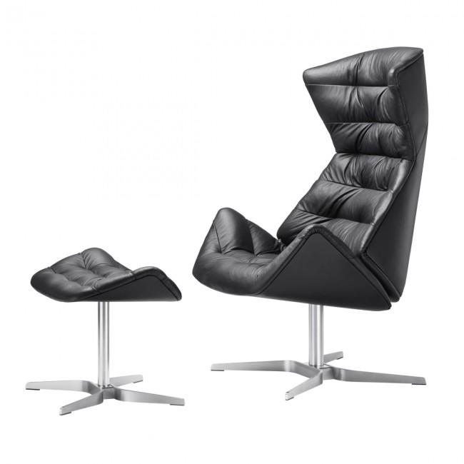 [Thonet/토넷] 808 Lounge Chair with stool // 808 라운지체어 위드 스툴