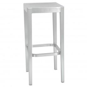 [Emeco/에메코] Bar stool, brushed // 바스툴, 브러시드