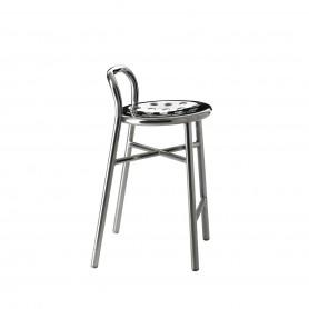 [Magis/마지스] Pipe Bar Stool 94 cm, aluminium // Pipe 바스툴 94 cm, 알루미늄