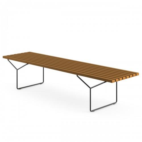 [Knoll/놀] Bertoia Outdoor Bench // 베르토이아 아웃도어 벤치