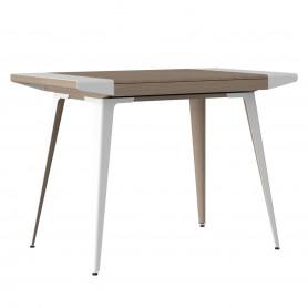 [Umage/우메이] Ambitions Desk, natural oak / white // 앰비션즈 데스크, 네추럴 오크 / 화이트