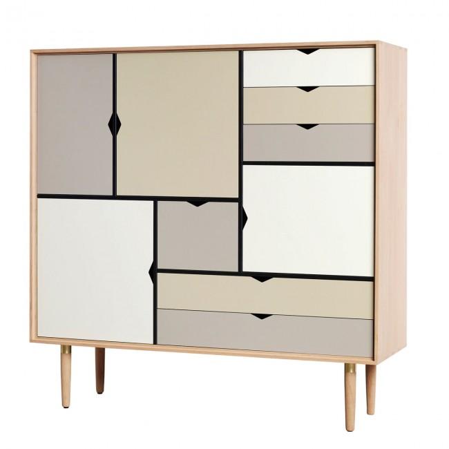 [Andersen Furniture/안데르센] S3 Sideboard, mulitcoloured // S3 사이드보드 (멀티컬러)