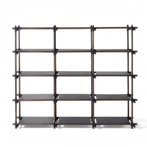 [Menu/메뉴] Stick System, black / dark ash 3x5 // 스틱 시스템, 블랙 / 다크 애쉬 3x5
