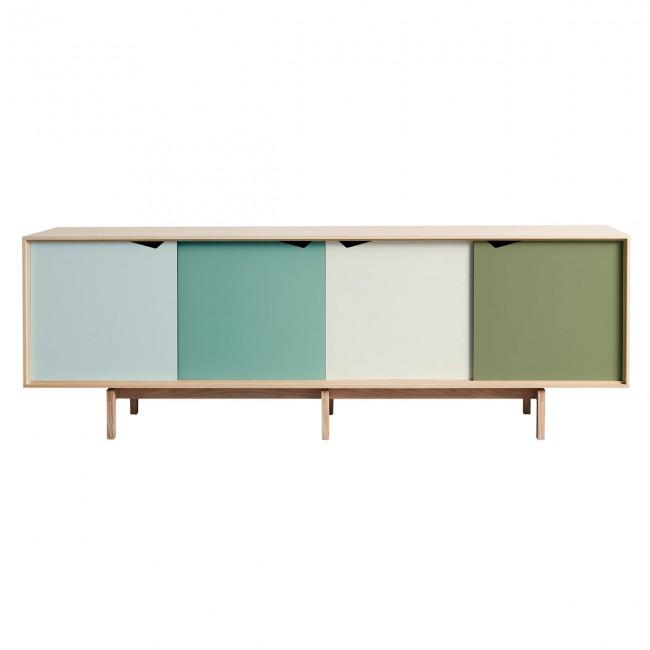 [Andersen Furniture/안데르센] S1 Sideboard (multicoloured) // S1 사이드보드 (멀티컬러)