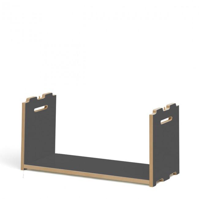 [Tojo/토조] Hochstapler Shelving System Anthracite Extension Module // 호슈테플러 쉘프 시스템 앤트러사이트 익스텐션 모듈