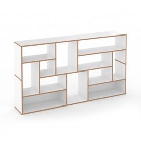 [tojo/토조] Hanibal Shelving System, Side // 한니발 쉘프 시스템, Side