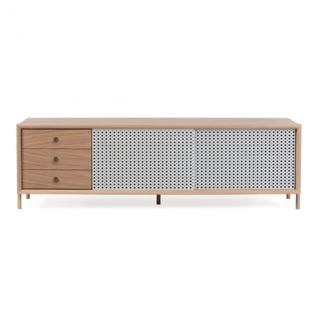 [Harto/할토] Gabin Sideboard with Drawers low // 게빈 사이드보드 위드 드로어 로우