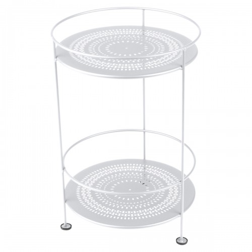 [Fermob/페르몹] Guinguette Side Table with Perforated Top // 갱게트 사이드 테이블 위드 Perforated Top