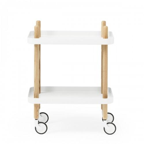 [normann copenhagen/노만코펜하겐] Block Table - White // 블록 테이블 - 화이트