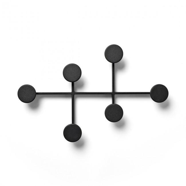 [Menu/메뉴] Afteroom Clothes Hook Black // 애프터룸 Clothes 후크 블랙