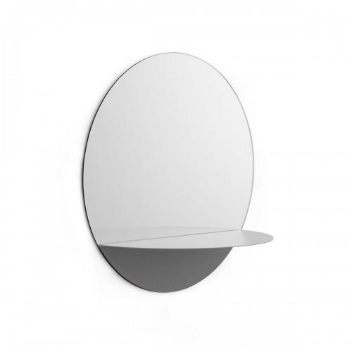 [Normann Copenhagen/노만코펜하겐] Horizon Mirror round White // 호리즌 미러 라운드 화이트
